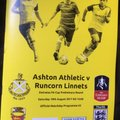 Massive Emirates FA cup tie for Ashton Athletic