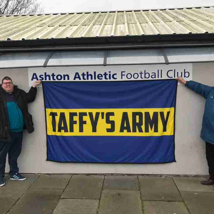 Taffy's Army on the road this weekend