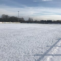 Match Off due to Frozen Pitch at Brocstedes Park