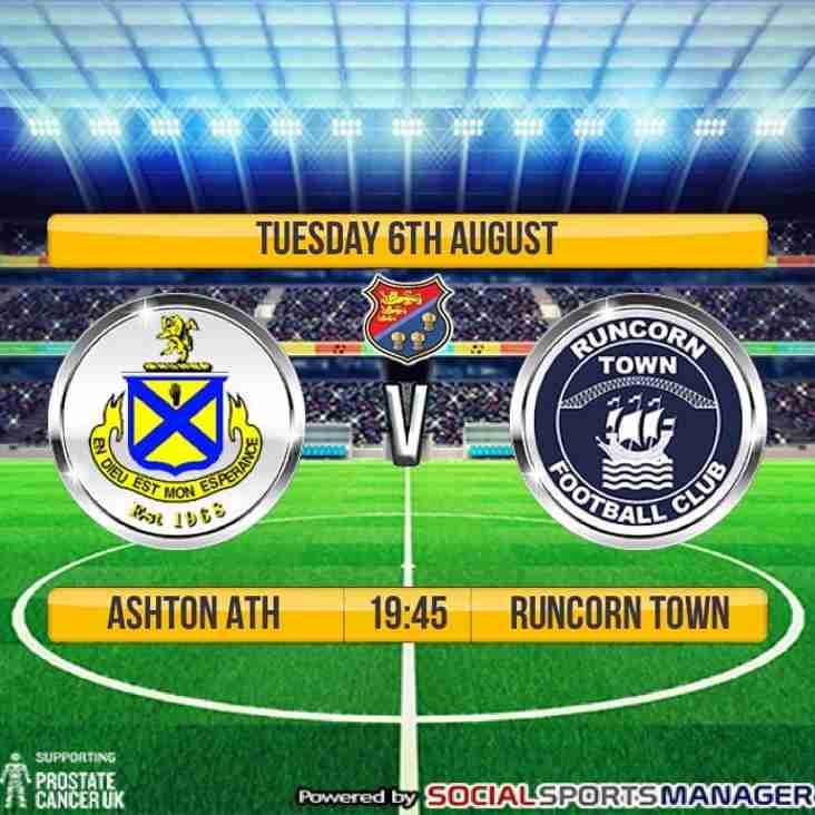 Yellows beat Runcorn Town in the Hallmark Security League