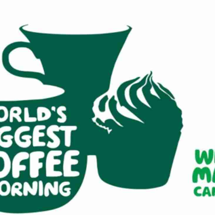 World's Biggest Coffee Morning Total...
