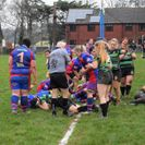 Danni Phillips try hat-trick as Withy ladies chalk up 50 points in win at Totnes