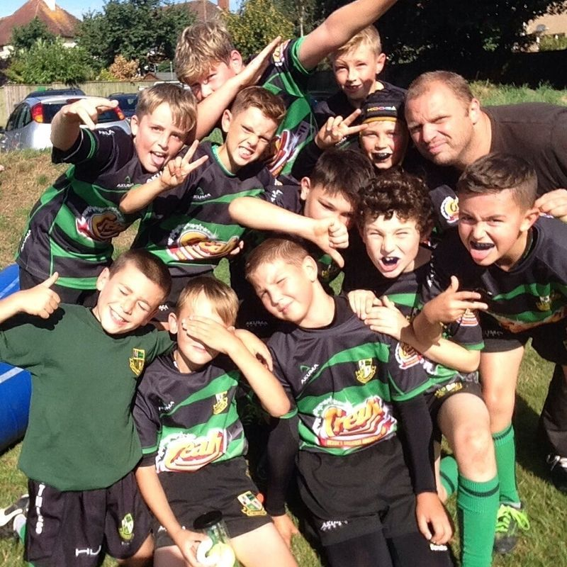Under 11s lose to Tavistock RFC 10 - 30