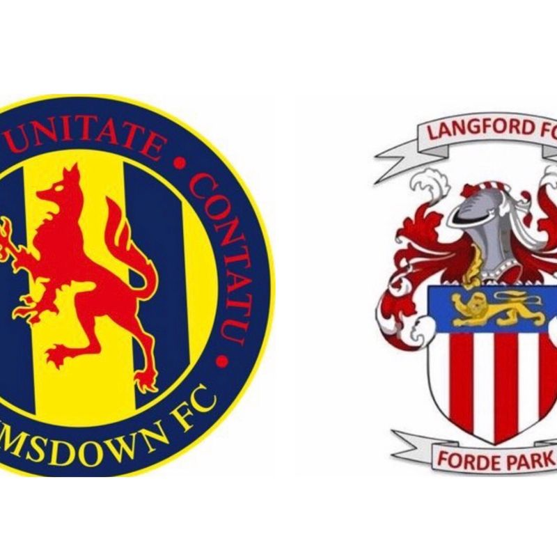 BRIMSDOWN HOST LANGFORD FC TOMORROW