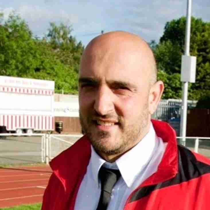 FIRST TEAM MANAGER HALIL HASSAN SPEAKS OUT