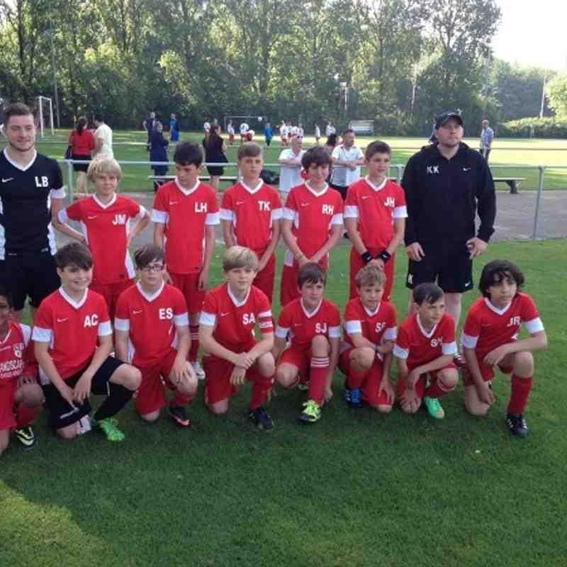 Seaford Town FC U12s