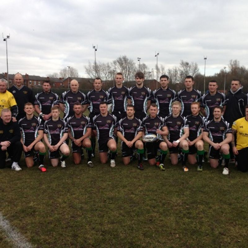 First Team beat York Acorn 10 - 18