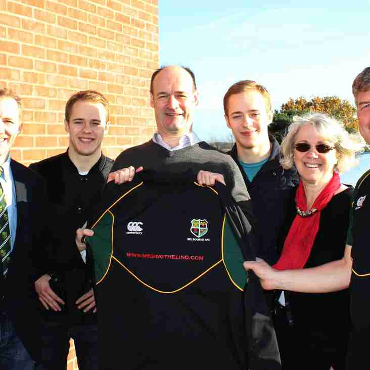 Academy receive new kit