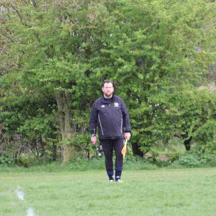 Congratulations to Melbourne RFC Head coach Matt Derbyshire