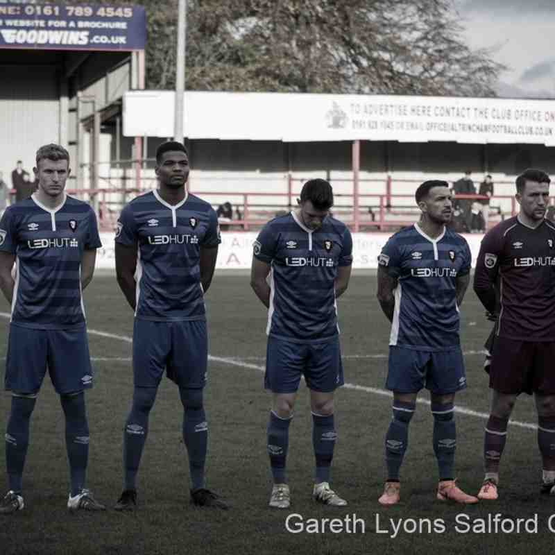 Altrincham 0 Salford City 2 (Vanarama National League 12th Nov 2016)