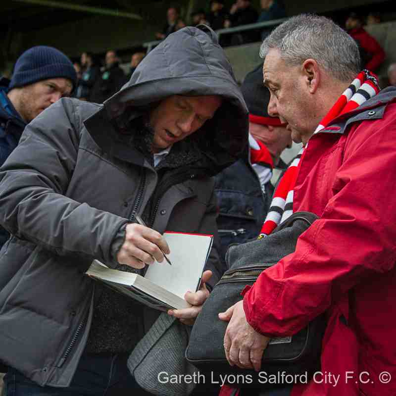 FC United 0f Manchester 0 Salford City FC 3 28/01/17