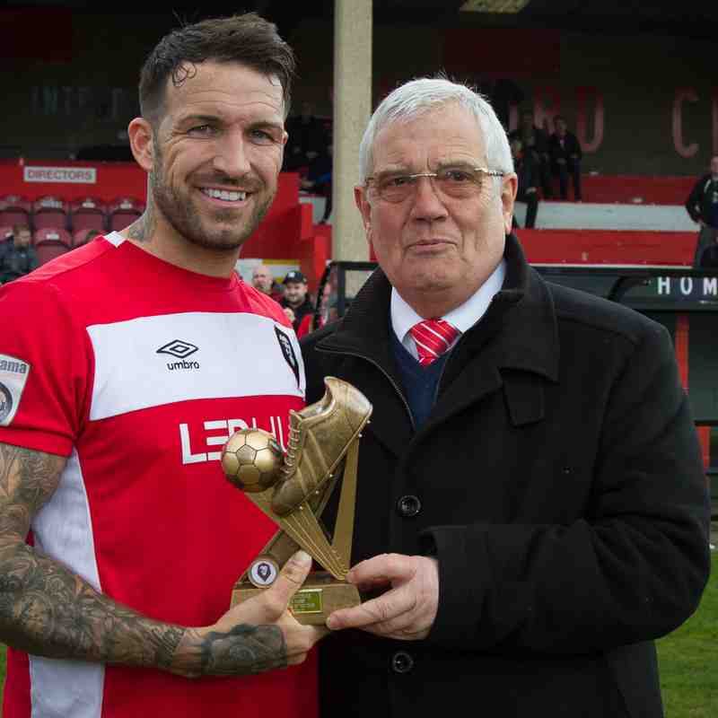 Salford City Player Awards 2016/17