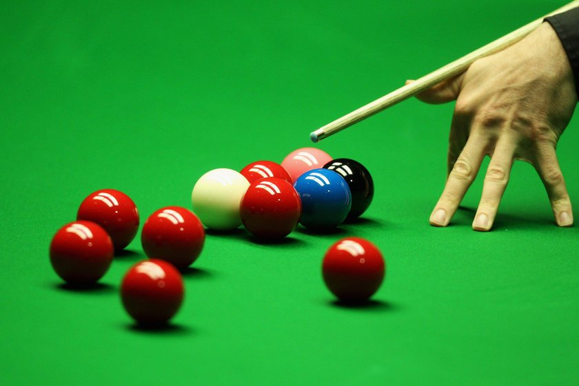 Annual Bill Sampson Snooker Night