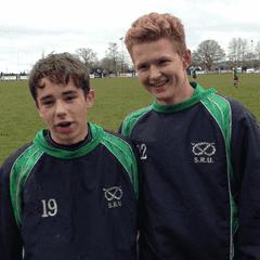 Newcastle Players play in u17/u18 County Team