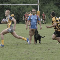 Dougie Mac (aka Newcastle) Stafford Rugby 7s