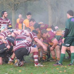 1st XV Old Yardleians Home