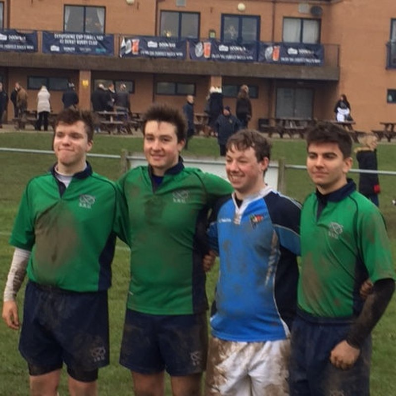 4 more Newcastle players represent County U16's