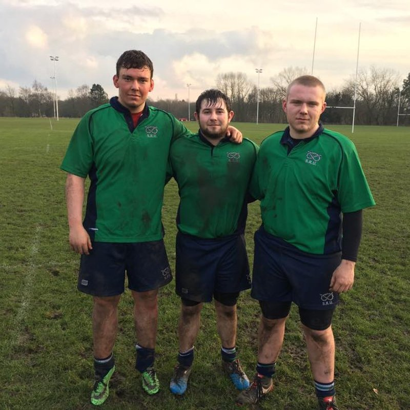 Yet again three more Newcastle Players play in the Staffordshire Under 20s County Squad