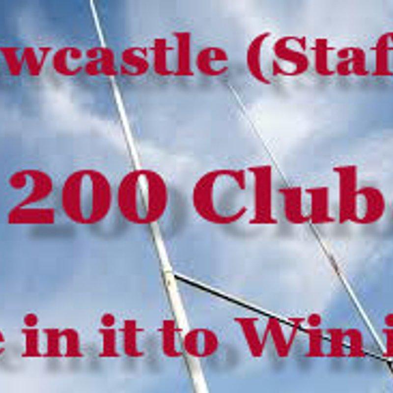 Super Draw & 200 Club Winning numbers Mar 2018