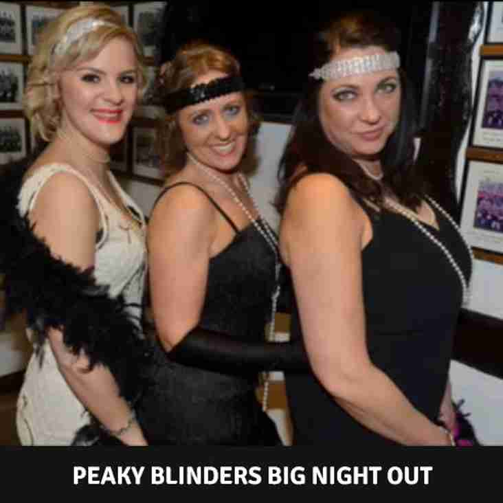 Peaky Blinders Charity Social event