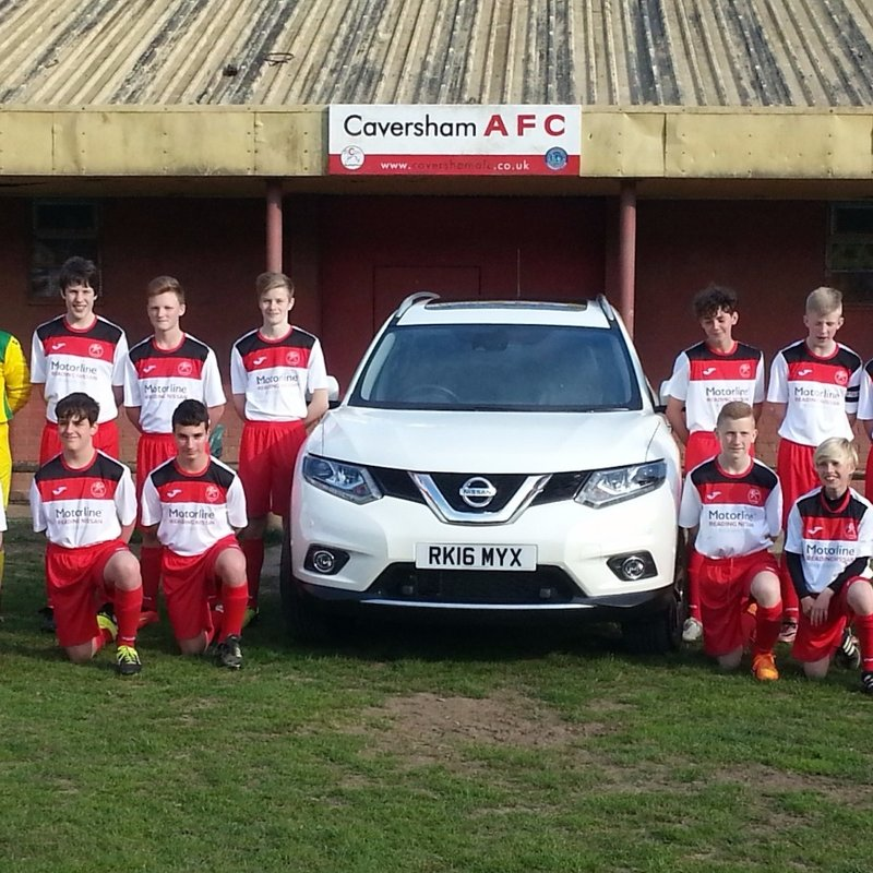 U15 Panthers lose to Woodley Wanderers Youth Hurricanes 4 - 2
