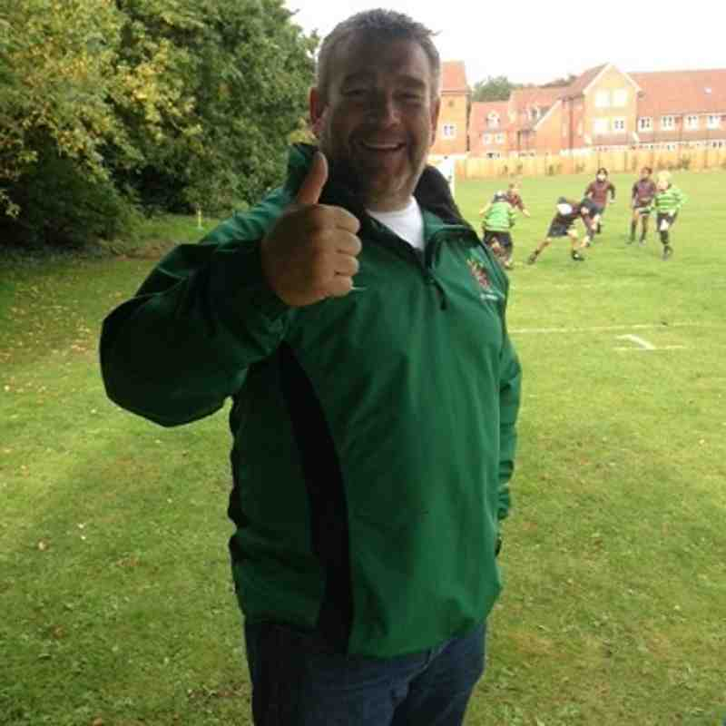 Thumbs Up For Slough RFC #upthegreenies
