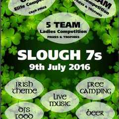 Slough 7s - advertise your business in our event programme!