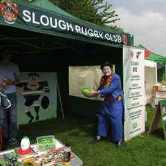 Slough RFC at Burnham Donkey Derby