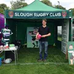 Slough RFC at Langley Carnival