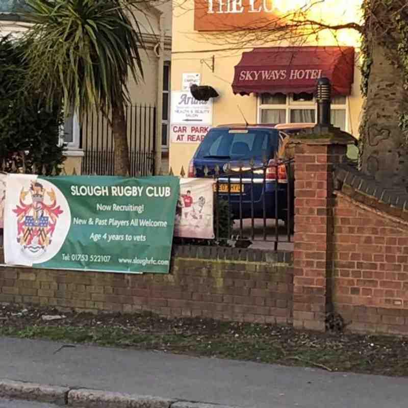 Slough RFC community season 2017/18