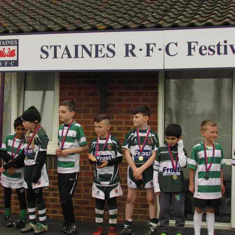 U8s Staines Minis Festival 2018