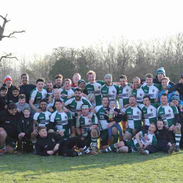 Slough RFC 2017-18 Team Photos