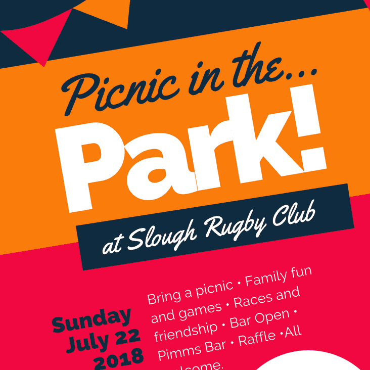 Picnic in the Park - 22nd July