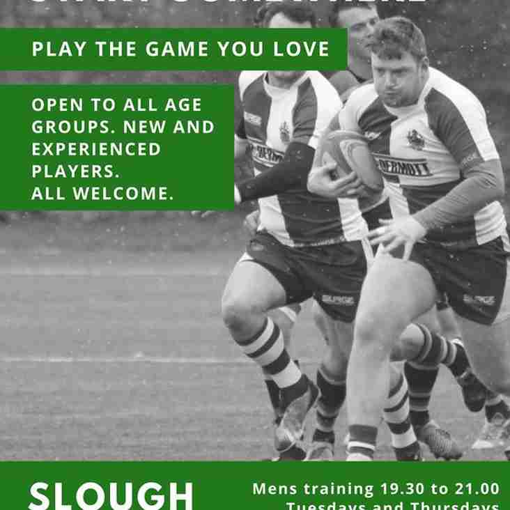 Gents! Want to Play Rugby?