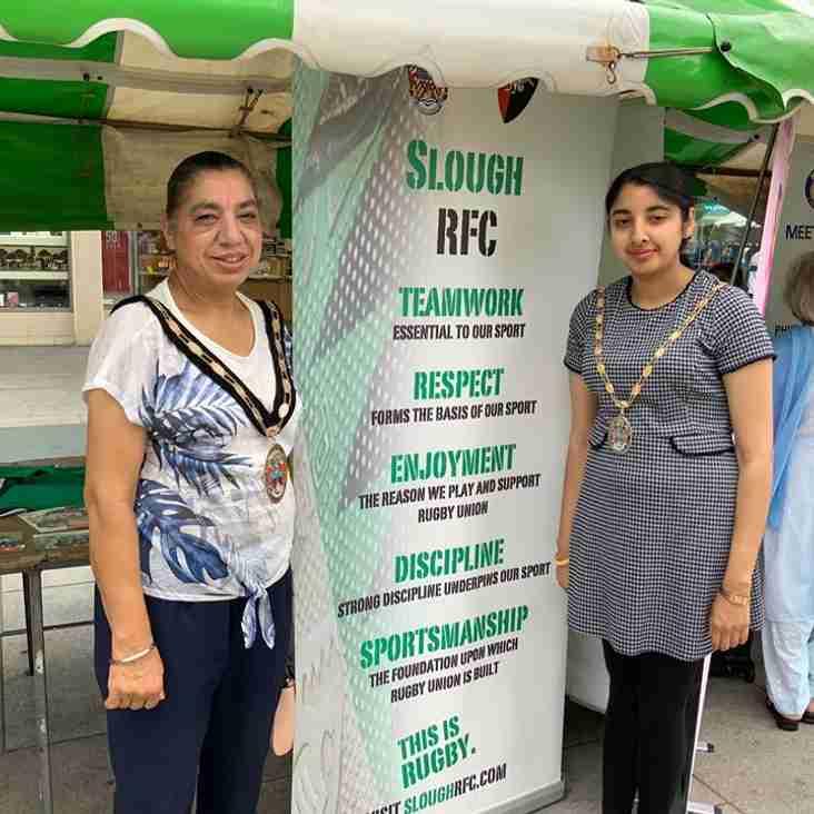 SWAMI Slough Street Showcase