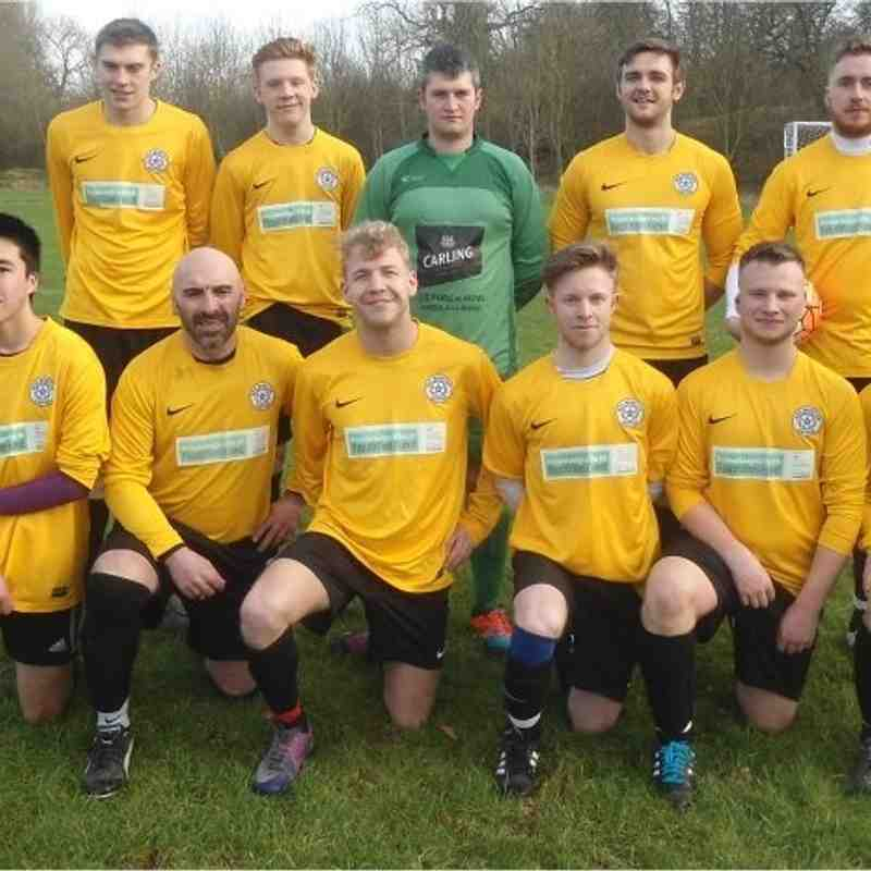 AFC Burton United 2015-16