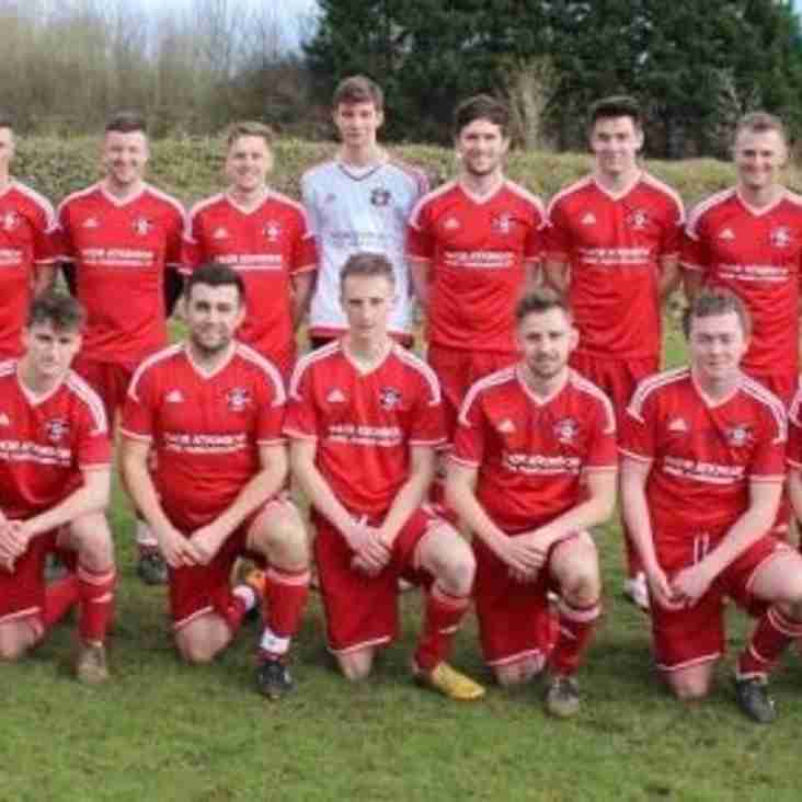 Carnforth Rangers Confirmed Champions