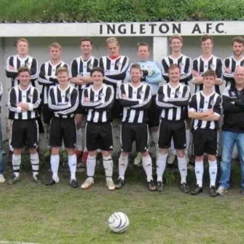 Ingleton FC 2015-16