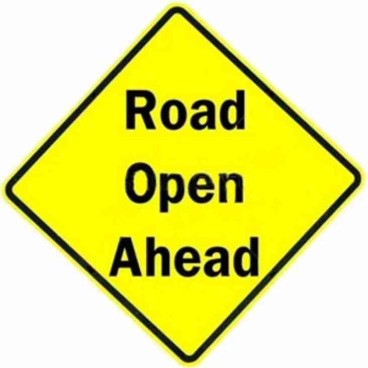 Millhead Road Open