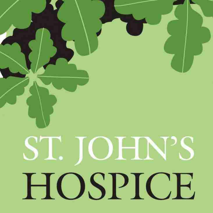 K2B - St Johns Hospice - Update & Thank You