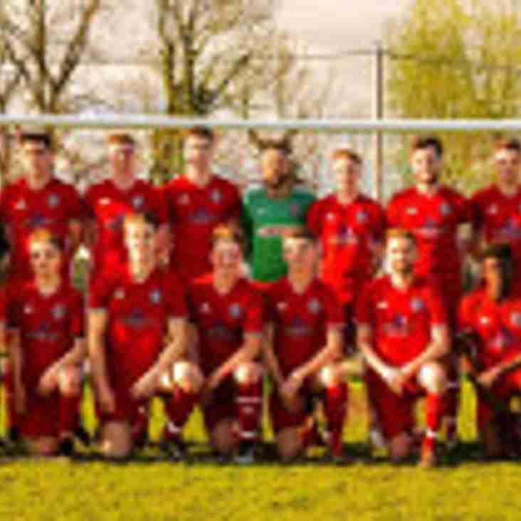 Premier Division Champions 2018 - Carnforth Rangers