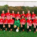 Caversham Ladies AFC 1 - 1 Woodstock Ladies