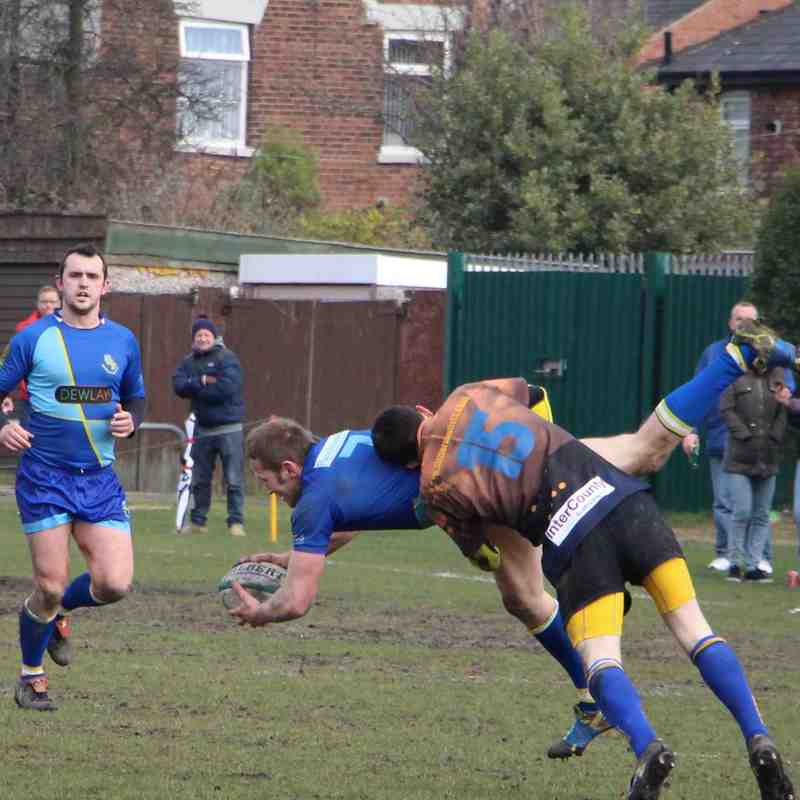 Blues v Dukinfield