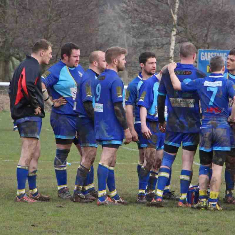Blues v rossendale