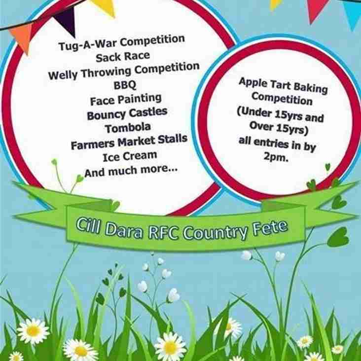 Cill Dara RFC Country Fête