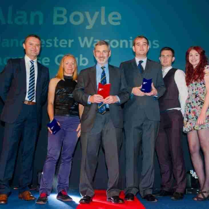 Alan Boyle - Unsung Hero in Sport !