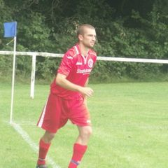 At AFC Broseley  August 2013
