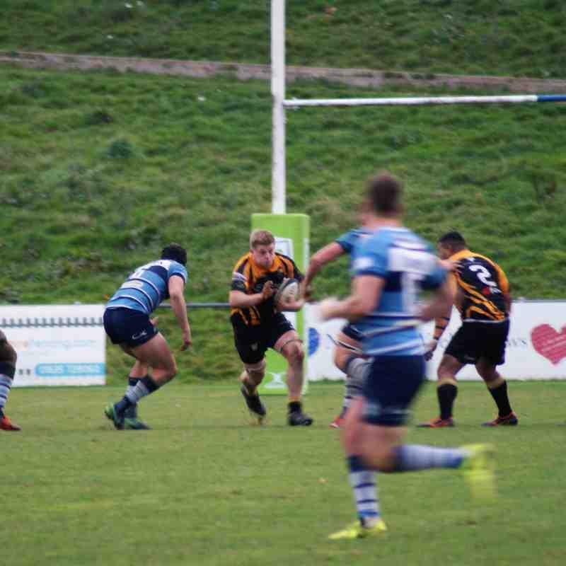 Newbury Blues 32 - Marlborough 22