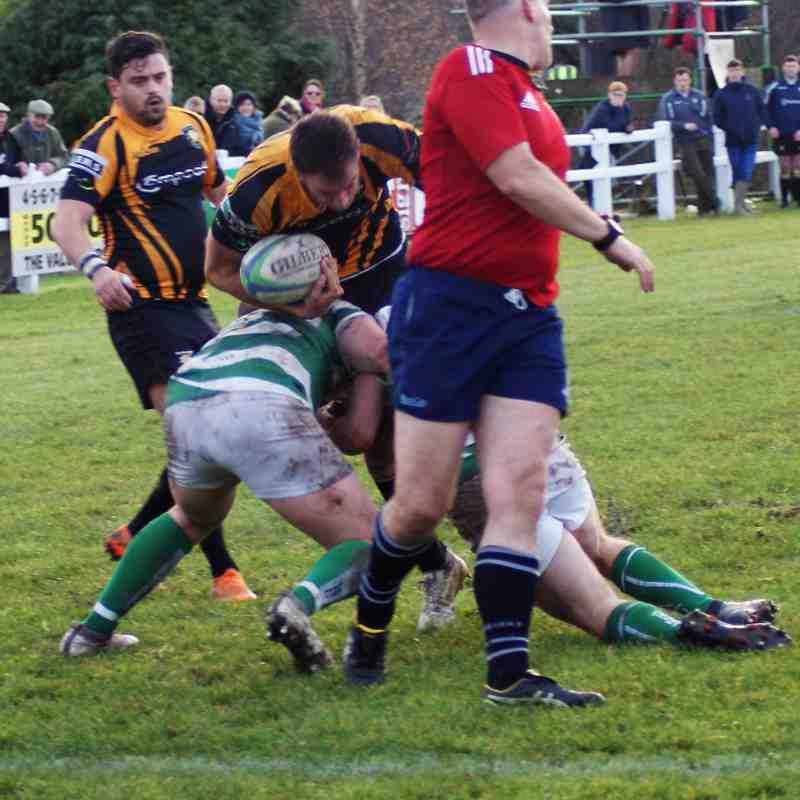 Salisbury 28 - Marlborough 41