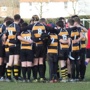 Strong defence but Warlingham just too good